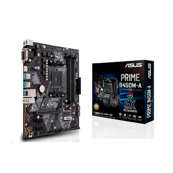 ASUS MOTHERBOARD X570-P PRIME 3RA DDR4 AM4