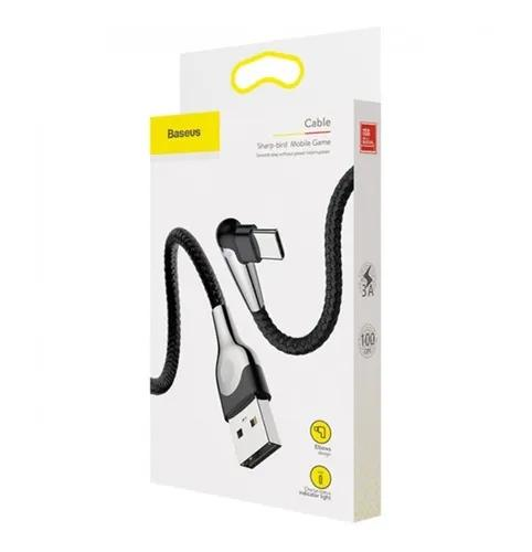 Cable Baseus Gamer Tipo USB a Tipo C 2M